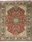 Indian Silk Kashmir Multi 140433