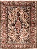 Indian Silk Kashmir Multi 140429