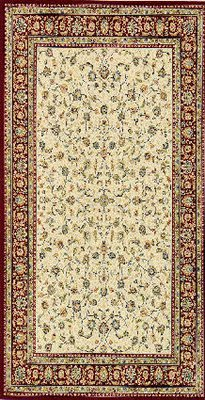 Medina Runner Beige\Red 057-0221-6414