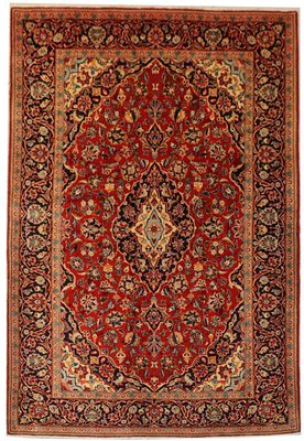 Persian Fine Kashan Red 142115